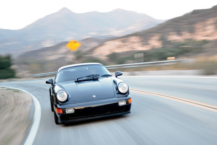 "1994 Porsche 911 Speedster ""Speedball"" 993 Turbo S"