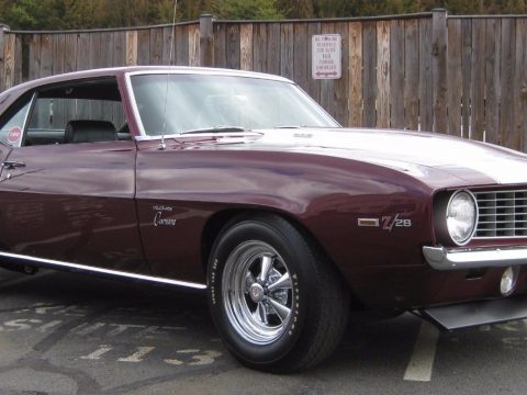1of 3 Nickey 1969 Chevrolet Camaro Z28 for sale