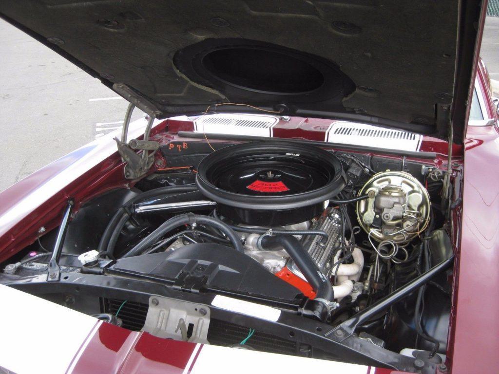 1of 3 Nickey 1969 Chevrolet Camaro Z28