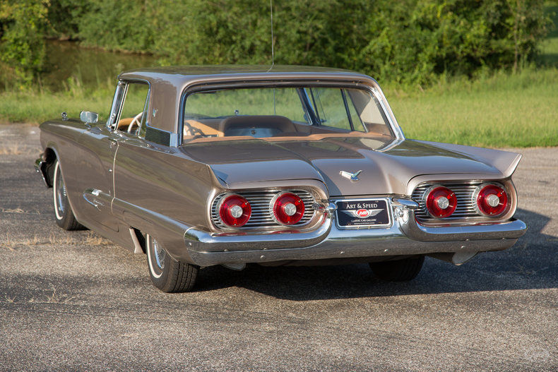 Pristine 1959 Ford Thunderbird