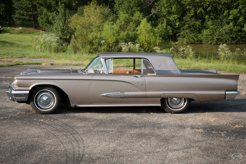 pristine 1959 ford thunderbird for sale. Black Bedroom Furniture Sets. Home Design Ideas