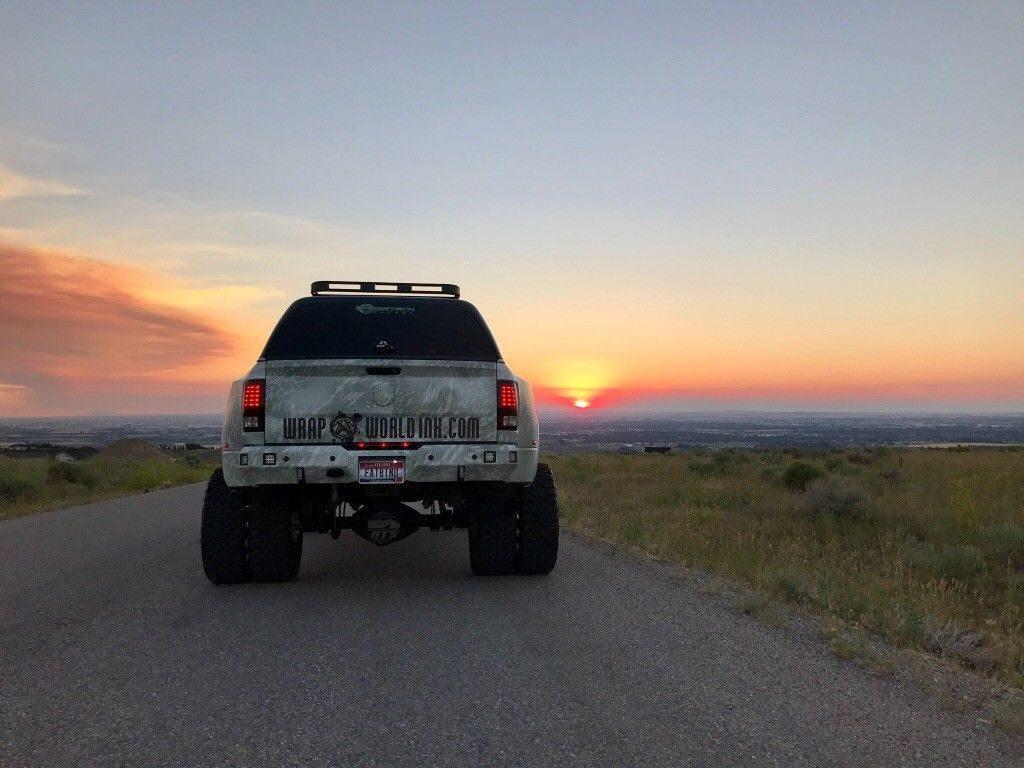2015 Ram 3500 Laramie Dually