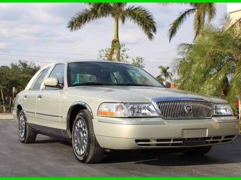 2003 Mercury Grand Marquis GS for sale