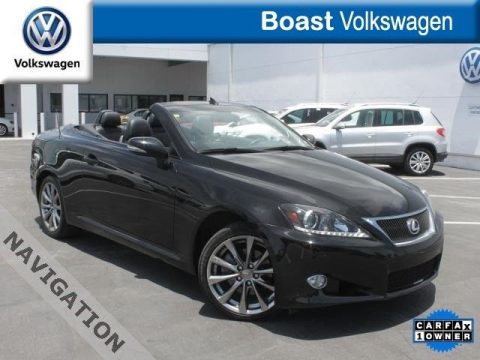 2014 Lexus IS 250 Convertible for sale