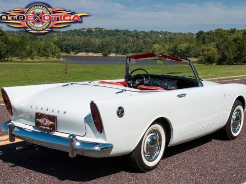 RARE1962 Sunbeam Alpine Series II Convertible for sale