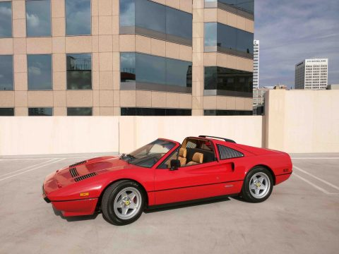 1985 Ferrari 308 – Sexy, Powerful, and Reliable Driving for sale