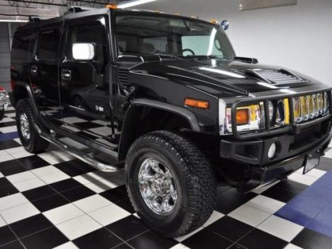 2003 Hummer H2 – RUST FREE for sale