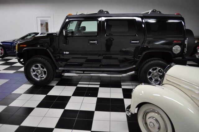 2003 Hummer H2 – RUST FREE