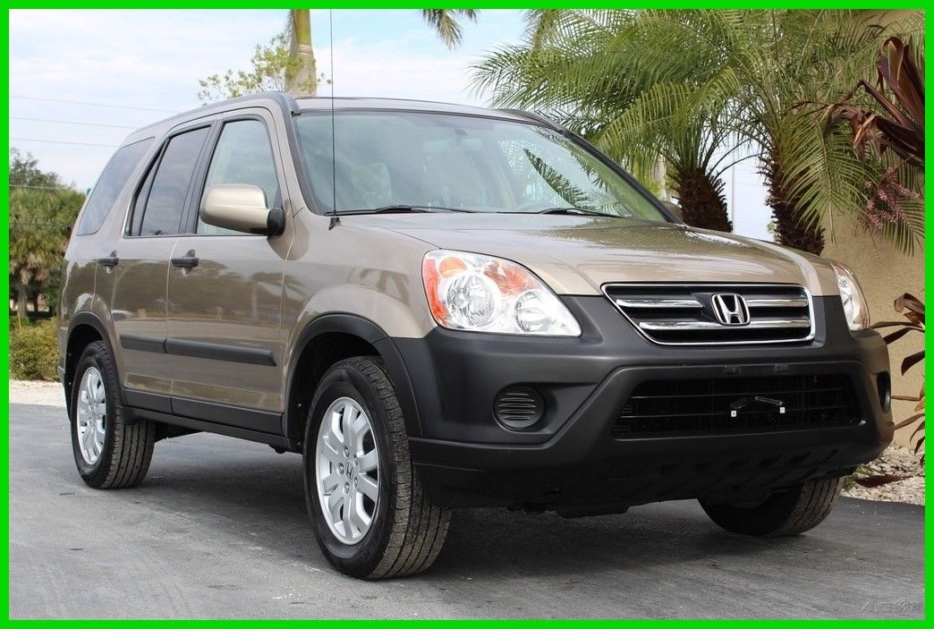 2005 Honda CR V EX in excellent condition for sale