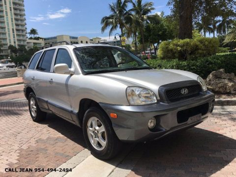 AWESOME 2003 Hyundai Santa Fe for sale