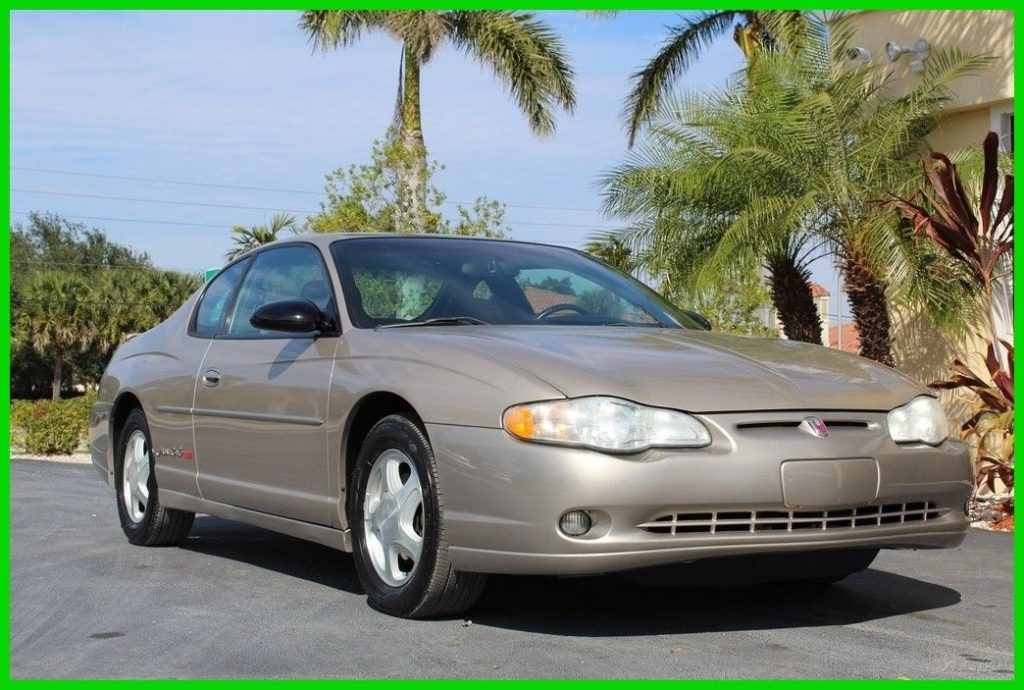 SPECIAL 2003 Chevrolet Monte Carlo SS
