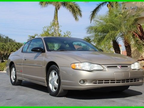 SPECIAL 2003 Chevrolet Monte Carlo SS for sale