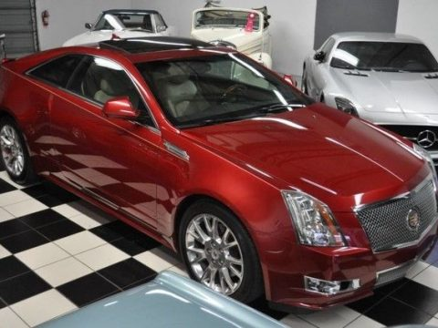2011 Cadillac CTS Premium for sale