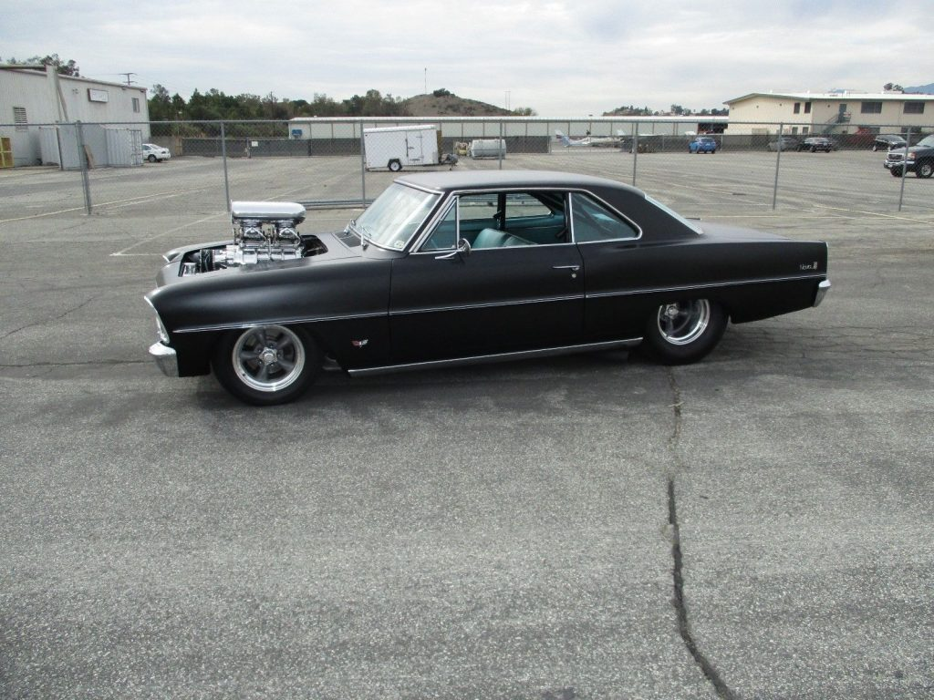 GREAT 1966 Chevrolet Nova