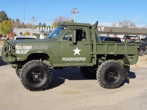 GREAT 1976 Dodge Power Wagon for sale