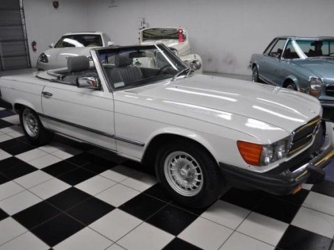 STUNNING 1982 Mercedes Benz SL Class for sale