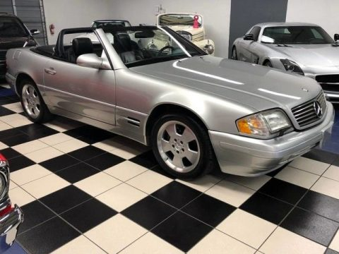 1999 Mercedes Benz SL Class Sl500 – Outstanding Condition !! for sale