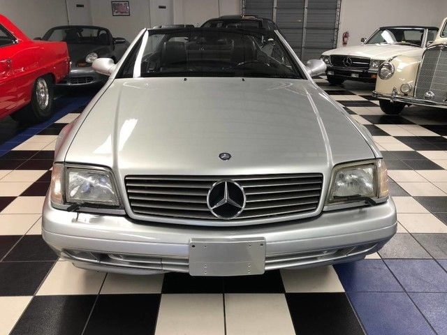 1999 Mercedes Benz SL Class Sl500 – Outstanding Condition !!