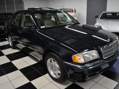 2000 Mercedes Benz C Class C280 – ONE Owner WITH ONLY 67K MILES for sale