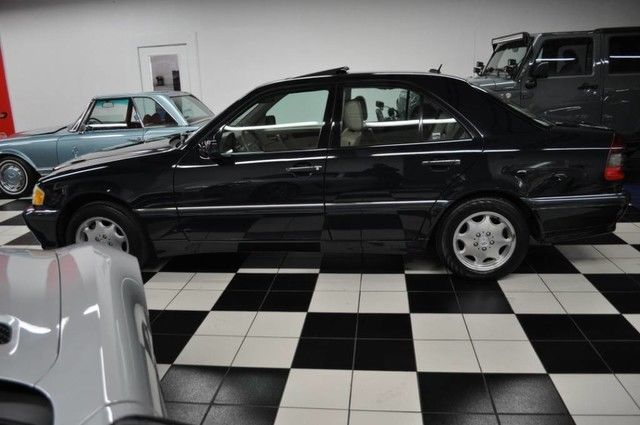 2000 Mercedes Benz C Class C280 – ONE Owner WITH ONLY 67K MILES