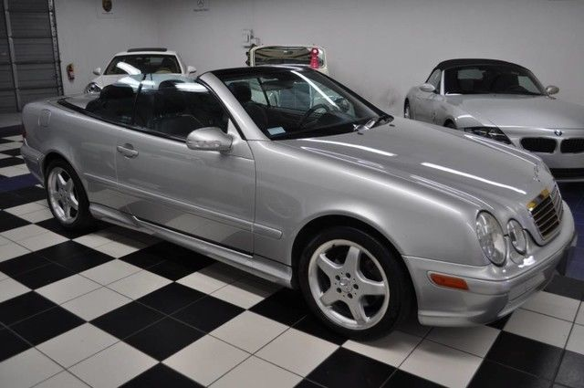 2002 Mercedes Benz CLK Class CLK 430 – Beautiful CONDITION