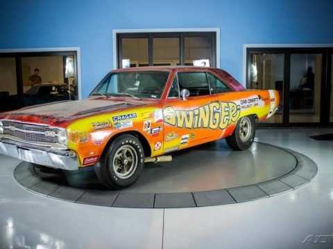 GREAT 1969 Dodge Car Craft Swinger for sale