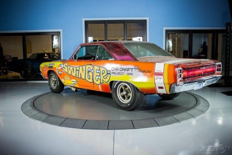 GREAT 1969 Dodge Car Craft Swinger