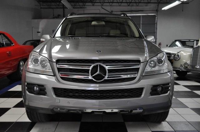 Outstanding 2008 Mercedes Benz G Class Gl450 – Loaded WITH OPTIONS