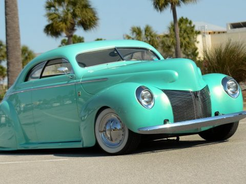 STUNNING 1940 Mercury Custom for sale