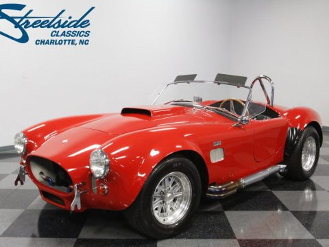 GREAT 1967 Shelby Cobra Unique Motorcars for sale