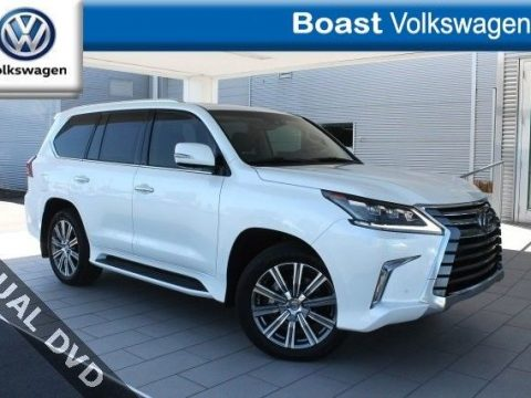 GREAT 2017 Lexus LX 570 for sale