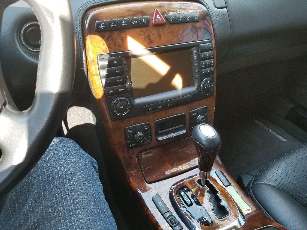 NICE 2006 Mercedes Benz CL Class CL65 AMG