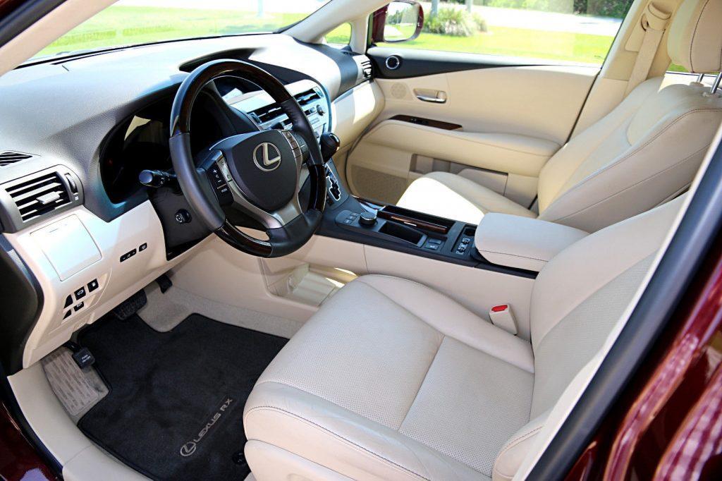 AMAZING 2015 Lexus RX