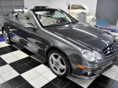BEAUTIFUL 2006 Mercedes Benz CLK Class Clk500 for sale