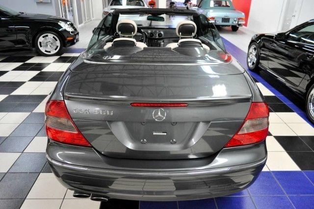 BEAUTIFUL 2006 Mercedes Benz CLK Class Clk500