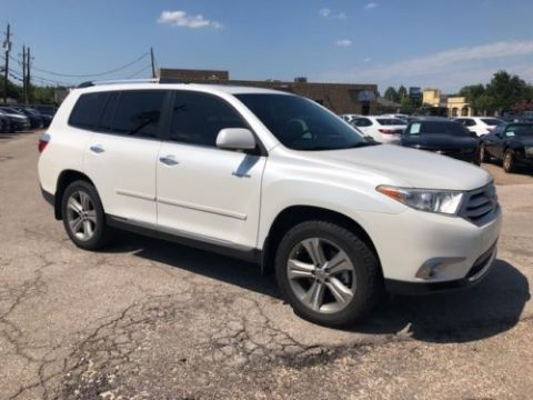 VERY NICE 2012 Toyota Highlander for sale