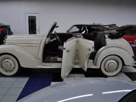 VERY RARE 1952 Mercedes Benz 200 Series for sale