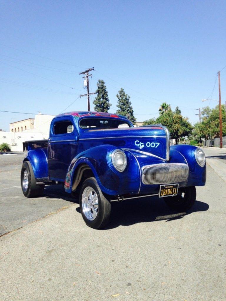 1940 Willys Gasser Custom