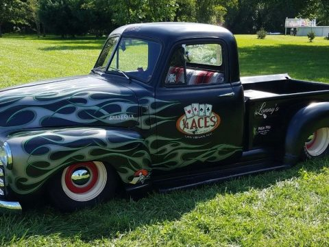 1950 Chevrolet Pick Up Truck on 1995 S10 Chassis for sale