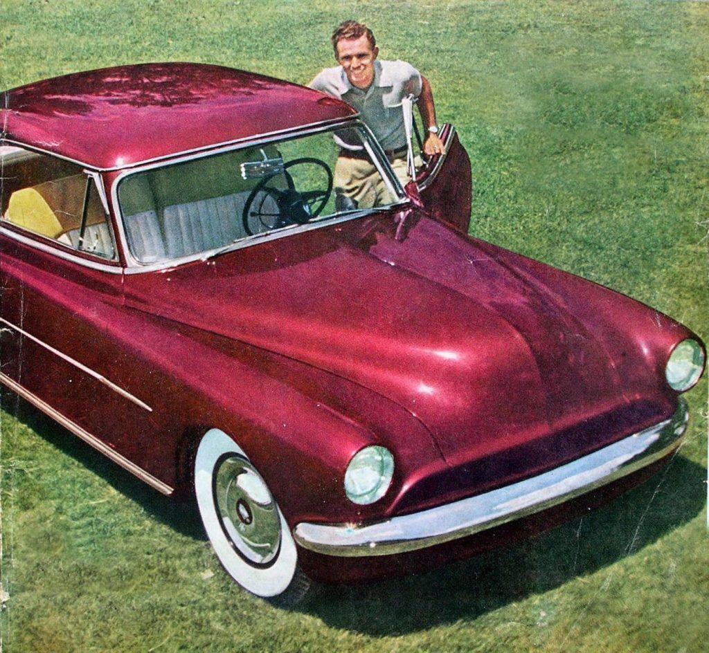 1950 Oldsmobile Eighty Eight – The Original Polynesian