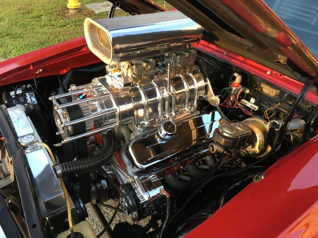 1967 Chevrolet Chevelle Malibu BIG AL's Blown 468ci Pro Built Street Machine