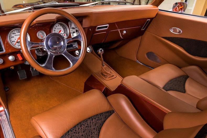 1969 Chevrolet Camaro Pro Touring