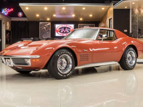 1970 Chevrolet Corvette LS5 454/390, 2x NCRS Top Flight! for sale