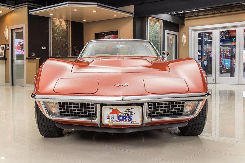 1970 Chevrolet Corvette LS5 454/390, 2x NCRS Top Flight!