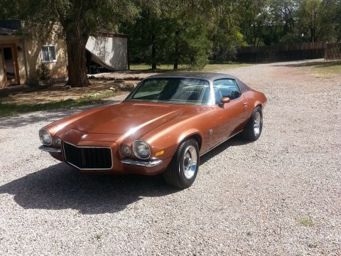 1971 Chevrolet Camaro SS RS 396 for sale