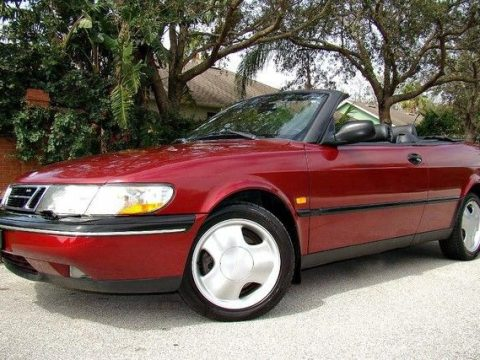 1995 Saab 900 SE Convertible! ONLY 77K LOW Miles! for sale