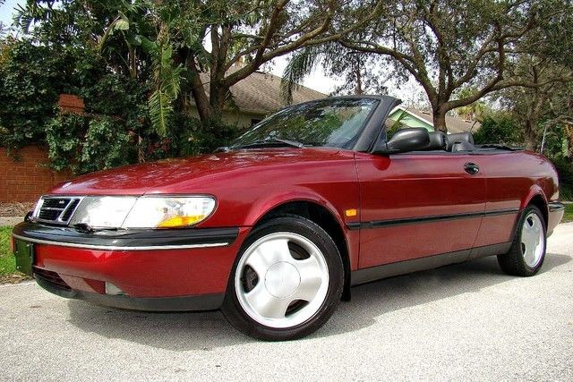 1995 Saab 900 SE Convertible! ONLY 77K LOW Miles!