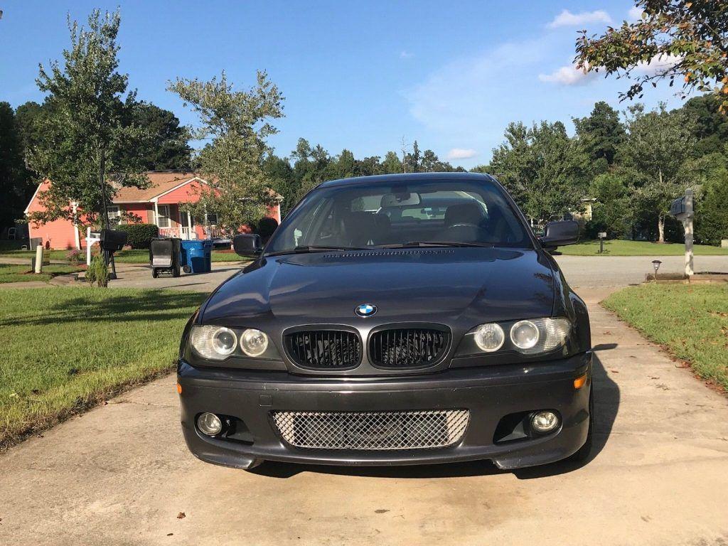 2005 BMW 330ci ZHP