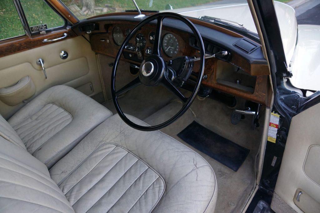 superby all original 1965 Bentley S3 (Series III) 4 door 6.2L V8 sedan
